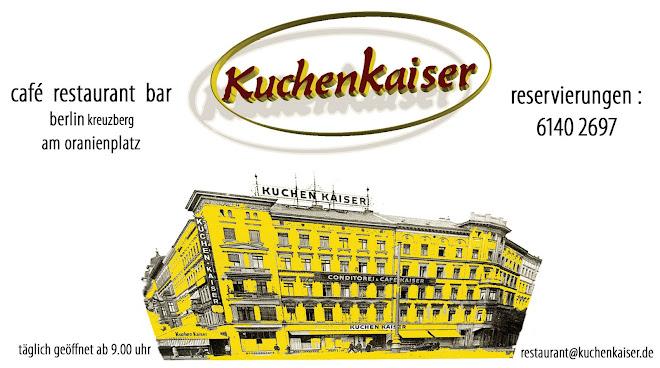 kuchenkaiser blog