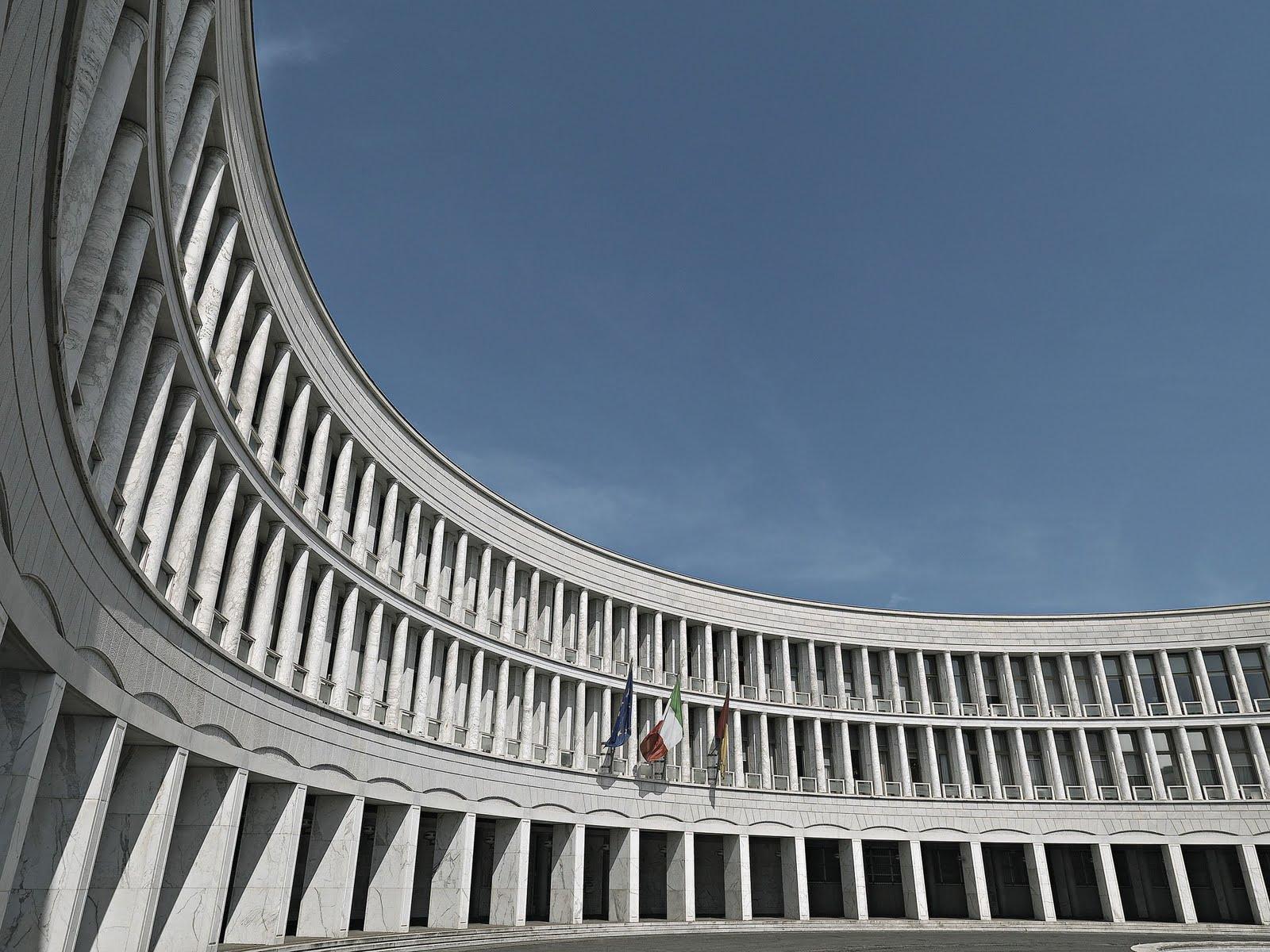 Wilmer e dintorni architettura fascista for Architettura fascista