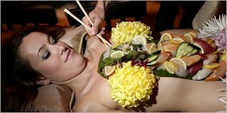 Seeking Sanctuary Sushi Anyone