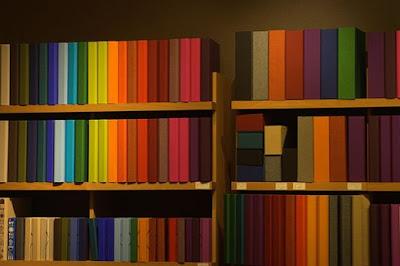 Top Tip – book colour