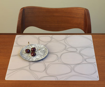 Placemats with a Twist