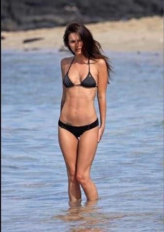 Ice la fox bikini bikini