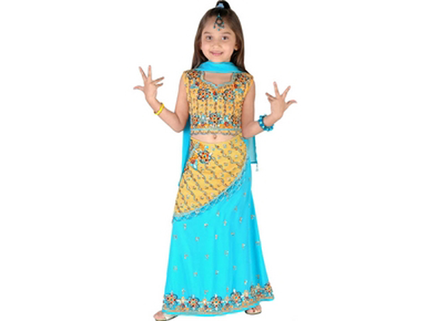 Kids Fashion Dr... Indian Fashion For Kids