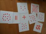 數點、數字卡(連數學符號+分數)