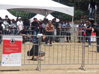 orang kuat sabah strongest man 2010