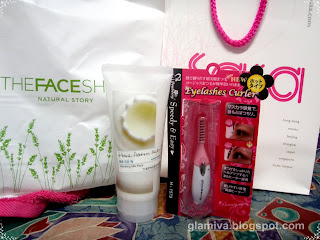 gift present birthday sasa the face shop