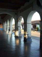 Casa de don Manuel Algarín del Puerto