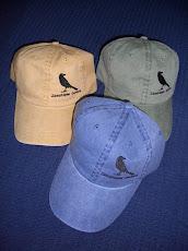 Gorras de gabardina deslavada