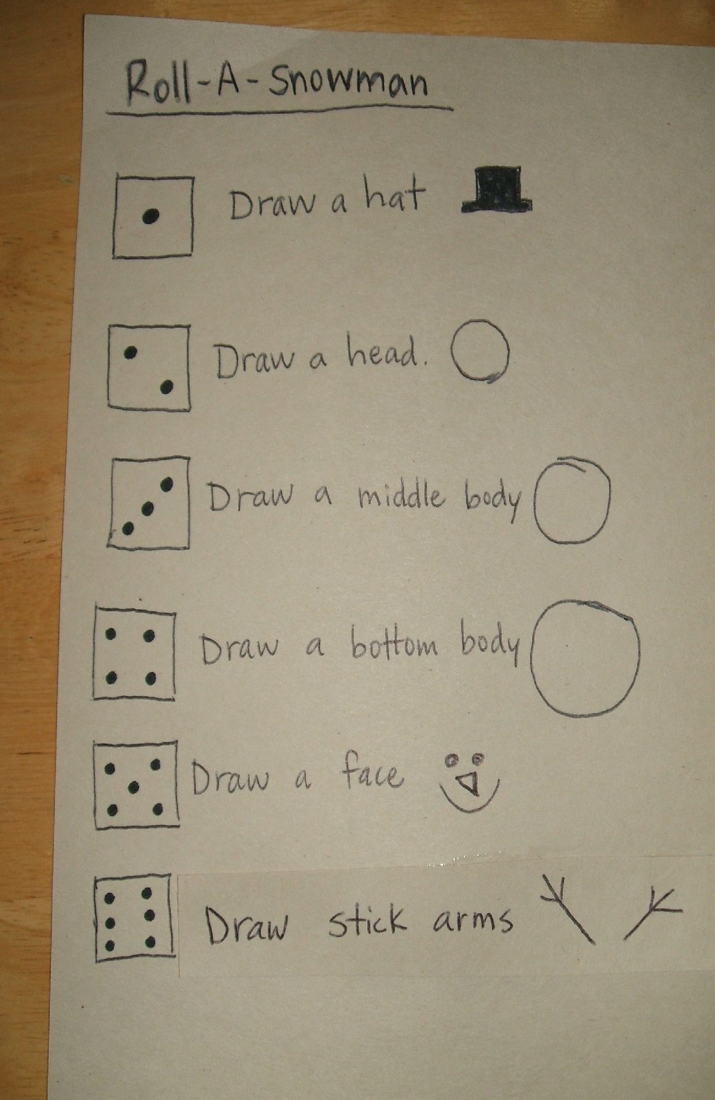Drawing games for kids for Fun things to do for christmas party