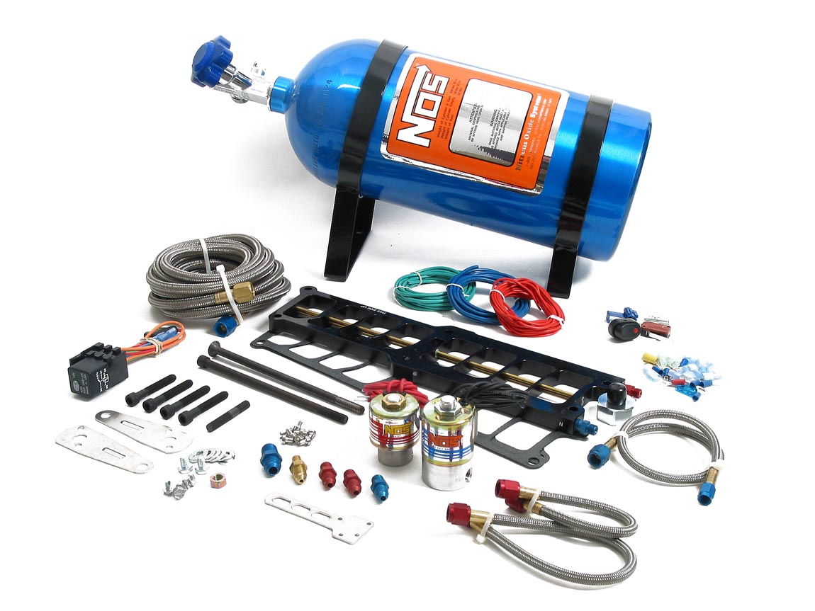 Track Testing the LS2 Nitrous Kit from NOS