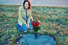 Me and My Mom's Grave