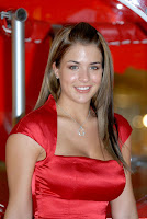 Gemma Atkinson Big Cleavage
