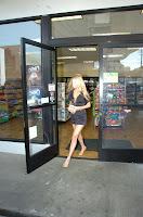 Nicole Richie Candids