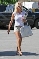 Pamela Anderson Candids