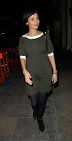Natalie Imbruglia in  Black Nylons