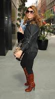 Jessica Simpson Candids