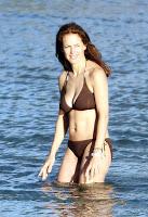 Kelly Preston Bikini Candids