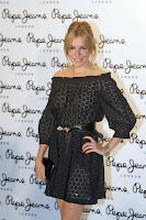 Sienna Miller in a Little Black Dress