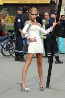 Victoria Beckham Photoshoot Candids
