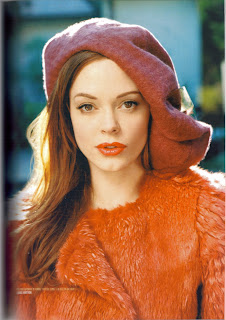 Rose McGowan Crash Magazine Photoshoot