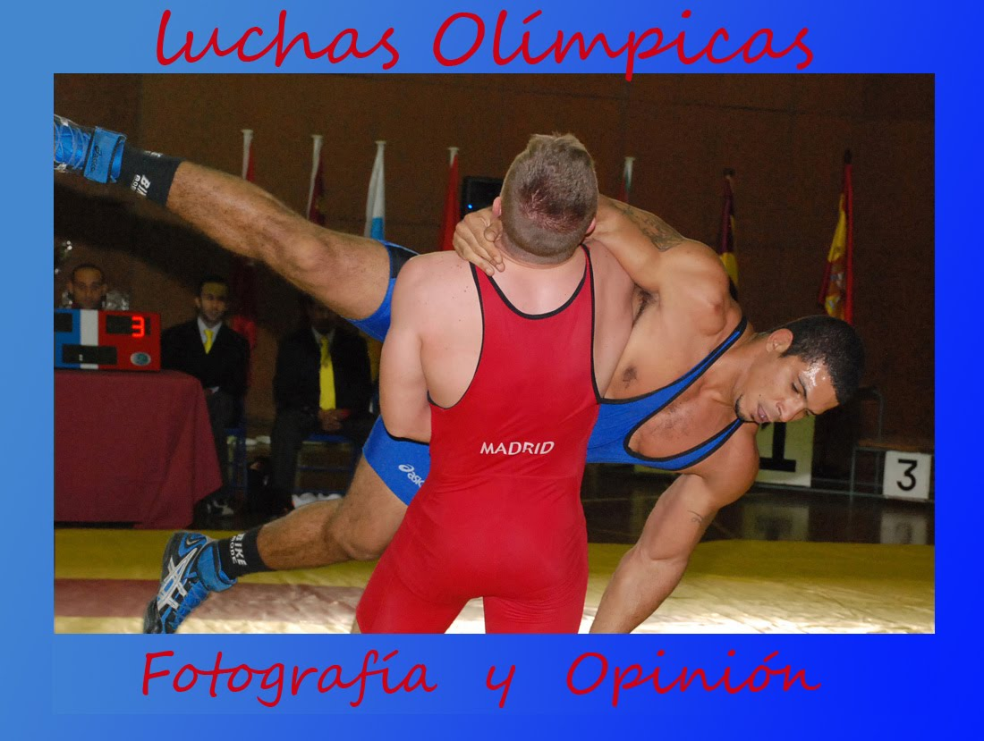 LUCHAS OLMPICAS