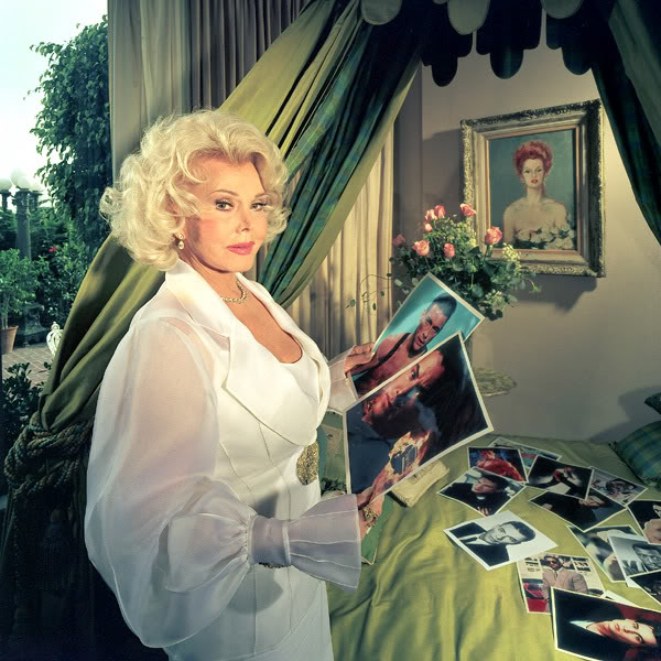 Backinmemphis Zsa Zsa Gabor Spends Her 94th Birthday At