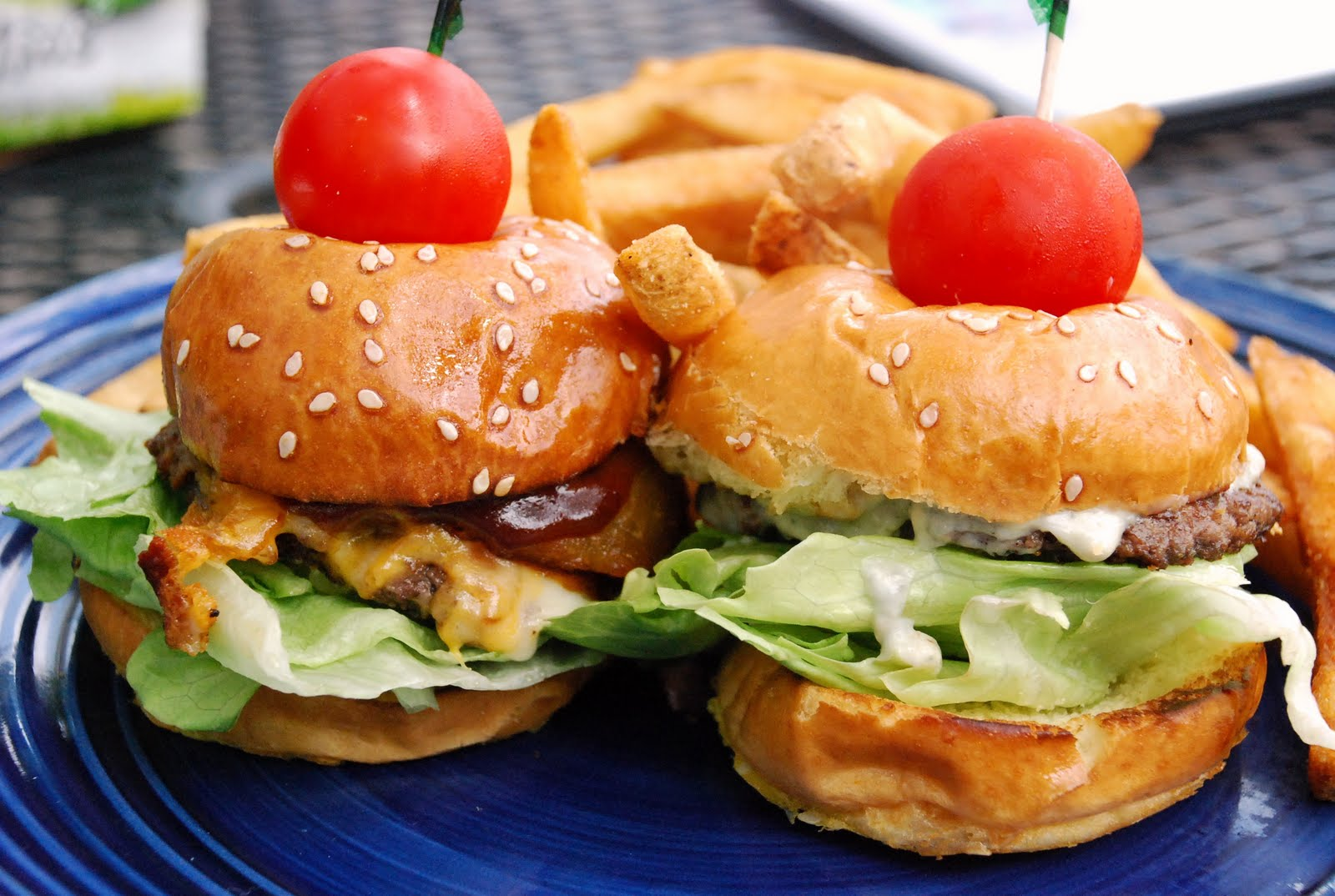 hamburger mary's best burgers in chicago