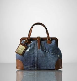 Fashion Find Must Have: Ralph Lauren Railway Bag in Leather