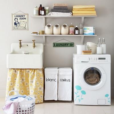 ispirazioni De Cuarto Lavanderia : Dia a dia corridinho: Arrumando minha lavanderia !
