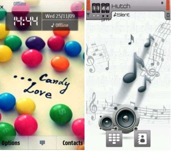 Sunday Themes: Download Touch Theme for Nokia S60 V5 Devices