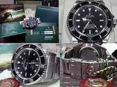 HOT ITEM FOR SALE : ROLEX SUBMARINER NO DATE - 14060 M - SOLD