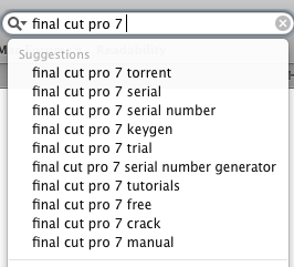 torrent final cut pro 7