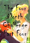 The Four Month Reading Challenge Part Four -- woot, last minute joining in. :D