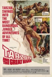 Baixar Filme Tarzan e o Grande Rio (Dublado) Online Gratis