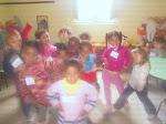 Estágio Educação Infantil CASA STO ANTÔNIO DO MENOR-UCPEL-Pedagogia 5 semestre