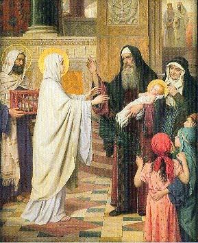 Otras bellas pinturas sobre la Sagrada Familia