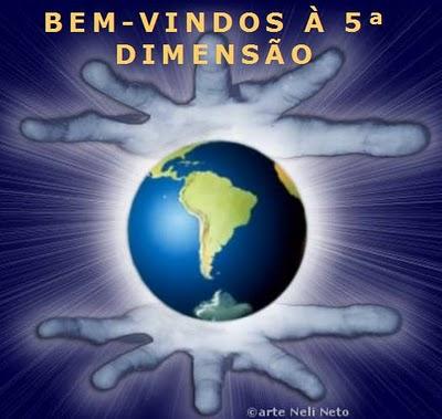 BENVINDOS À 5a DIMENSÃO