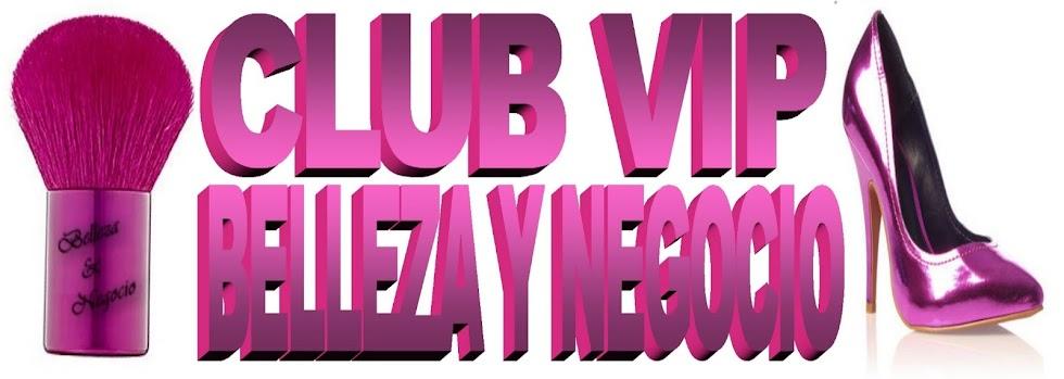 CLUB VIP BELLEZA Y NEGOCIO