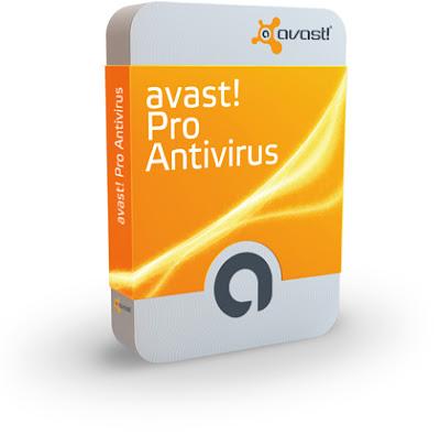 Avast! pro Antivirus 6.0.1125 + update,reg key (8-30-2038)&serial