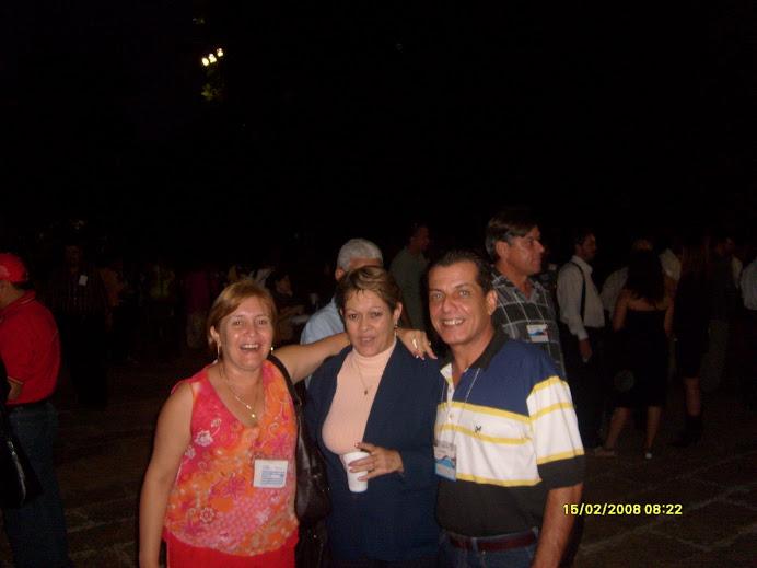 Graciela Urías e Isel