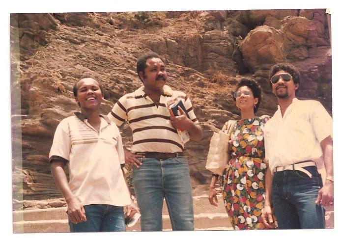 Nelson, Alberto y Carlos