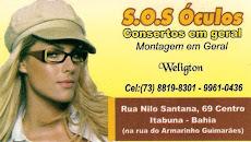 SOS ÓCULOS