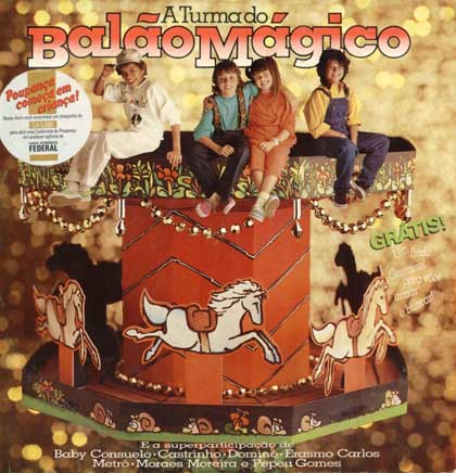 A Turma do Bal�o M�gico - 1985