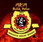 MRSM BALIK PULAU