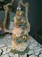 Shabby Blue Fairy Tree!