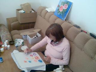 Pintura na Casa