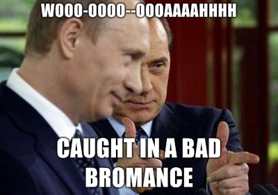 wooo oooo oooaaaahhhh caught in a bad bromance