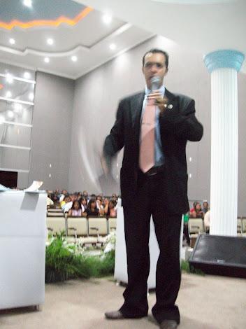 PREGADOR CLAUDIO VIEIRA