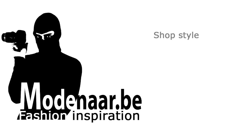 Shopstyle by De Modenaar - Fashion inspiration from the shops in Belgium