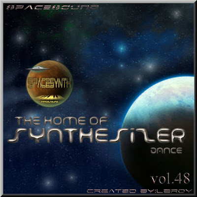 Cover Album of THE HOME OF SYNTHESIZER DANCE -VOL 48
